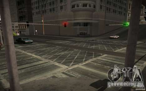 HD Дороги (GTA 4 in SA) для GTA San Andreas седьмой скриншот