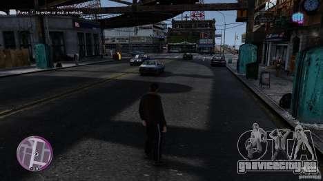 VC Style Radar/HUD (скин 3) для GTA 4 третий скриншот