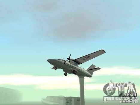 Let L-410 для GTA San Andreas
