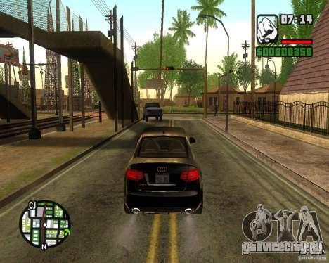 ENBSeries 2012 для GTA San Andreas второй скриншот