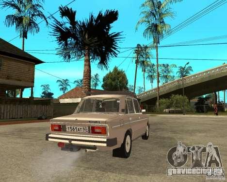 ВАЗ 21065 для GTA San Andreas вид сзади слева