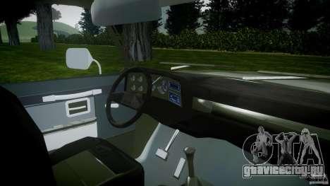 Chevrolet D20 Brigada Militar RS для GTA 4 вид справа