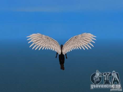 Wings для GTA San Andreas второй скриншот