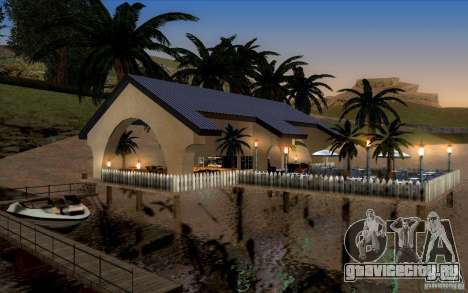 Пляжный клуб для GTA San Andreas четвёртый скриншот