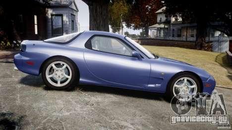 Mazda RX-7 1997 v1.0 [EPM] для GTA 4 вид слева