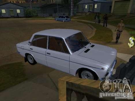 ВАЗ 2103 Low Classic для GTA San Andreas вид сверху