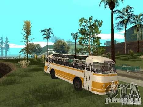 ЛАЗ 695Е для GTA San Andreas вид слева