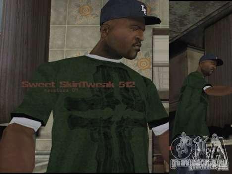 Ретекстуризация персонажей для GTA San Andreas третий скриншот