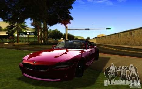 ENBSeries HD для GTA San Andreas восьмой скриншот