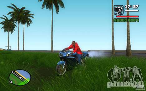 Совершенная растительность v.2 для GTA San Andreas одинадцатый скриншот