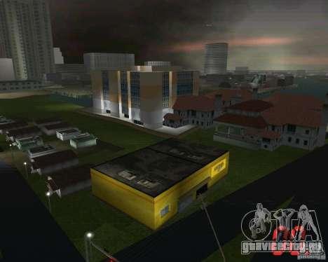 Назад в Будущее Hill Valley для GTA Vice City седьмой скриншот