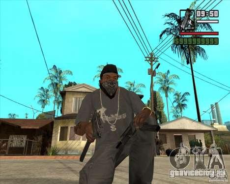 Millenias Weapon Pack для GTA San Andreas четвёртый скриншот