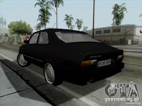 Dacia 1310 L Sport для GTA San Andreas вид сзади слева