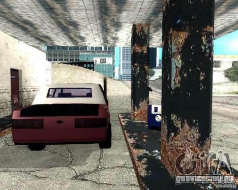 Derby Greenwood Killer для GTA San Andreas вид справа