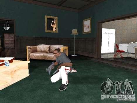 Дыхание для GTA San Andreas
