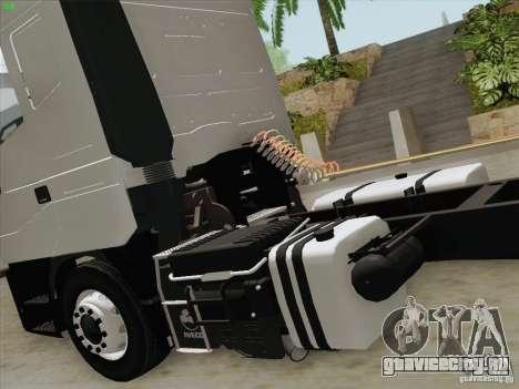 Iveco Eurostar для GTA San Andreas вид сверху