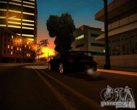 ENBSeries by Sashka911 v4 для GTA San Andreas второй скриншот