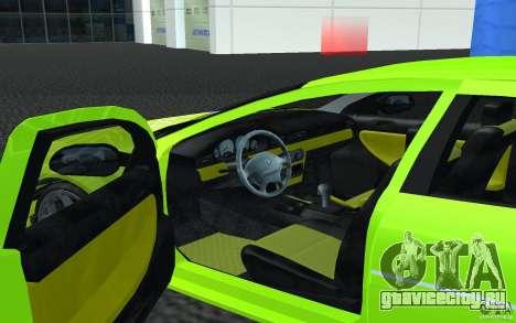 Volga Siber 2.5 AT Restailing для GTA San Andreas вид слева