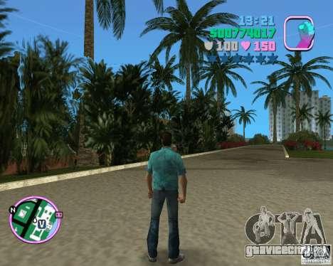 Стандартный Томми в HD для GTA Vice City второй скриншот