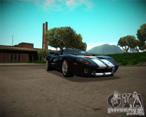 ENBSeries by Sashka911 v4 для GTA San Andreas восьмой скриншот