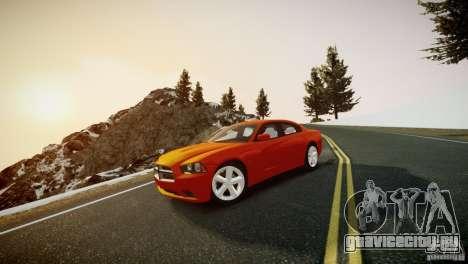 Dodge Charger R/T 2011 Max для GTA 4
