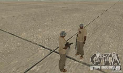Двойник 2 для GTA San Andreas пятый скриншот