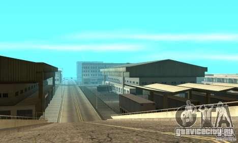 New Island для GTA San Andreas седьмой скриншот