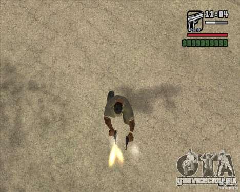 Пистолет Люгер для GTA San Andreas третий скриншот