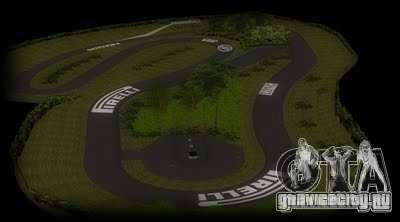 Roskilde кольцо для GTA San Andreas