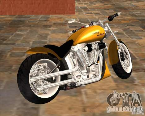 Race chopper by DMC для GTA San Andreas