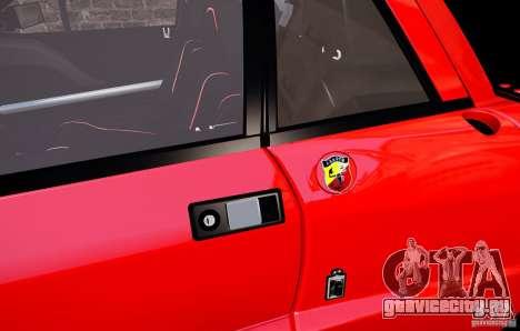 Lancia 037 Stradale для GTA 4 вид справа