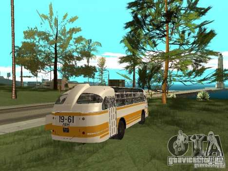 ЛАЗ 695Е для GTA San Andreas вид справа