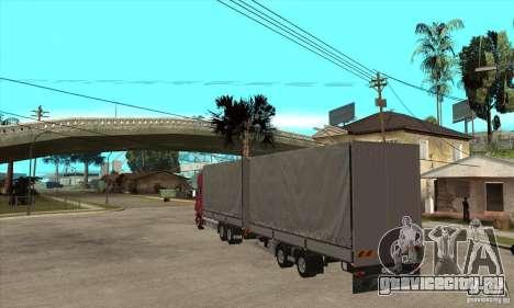 Trailer для GTA San Andreas вид справа