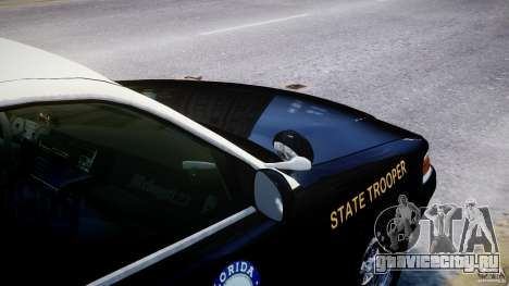 Ford Crown Victoria Fl Highway Patrol Units ELS для GTA 4 колёса