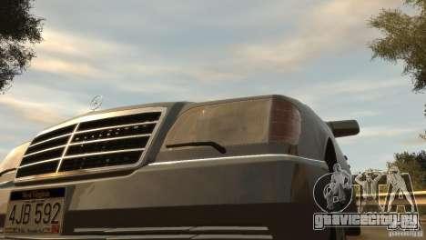 Mersedes-Benz 500SE Wheels 2 для GTA 4 вид справа