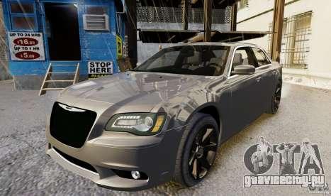 Chrysler 300 SRT8 2012 для GTA 4