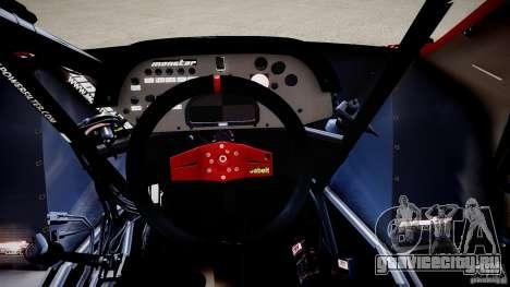 Suzuki Monster SX4 для GTA 4 вид изнутри