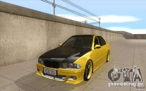 BMW M5 E39 - FnF4 для GTA San Andreas
