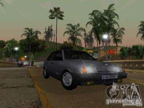 Ваз 2109 Спутник для GTA San Andreas