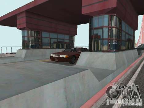 Bridge Pay для GTA San Andreas второй скриншот