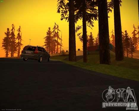 Ваз 2171 Рестайл для GTA San Andreas вид справа