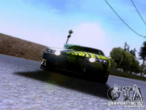 Nissan Silvia S14 Matt Powers v3 для GTA San Andreas вид справа