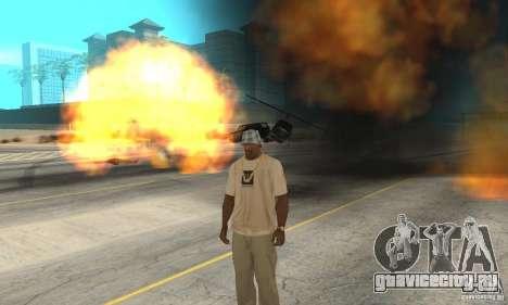 Gods_Anger (ГНЕВ БОГА) для GTA San Andreas третий скриншот