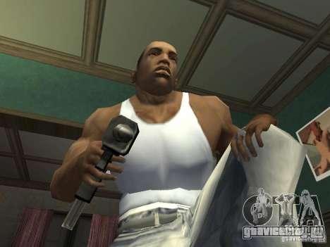 АЕК-919К Каштан для GTA San Andreas второй скриншот