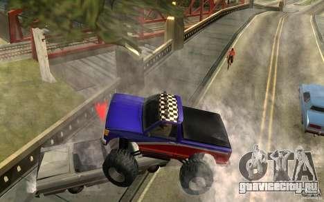 Ballas для GTA San Andreas третий скриншот