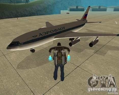 Ил-86 для GTA San Andreas