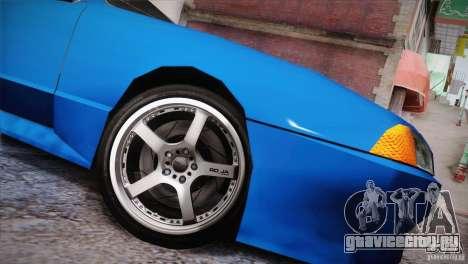 FM3 Wheels Pack для GTA San Andreas двенадцатый скриншот