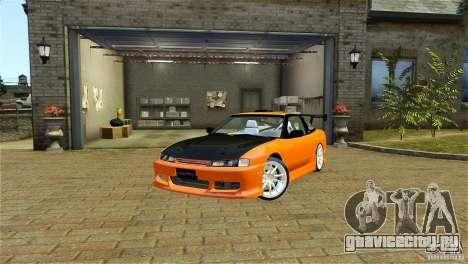 Nissan Sil1480 Drift Spec для GTA 4