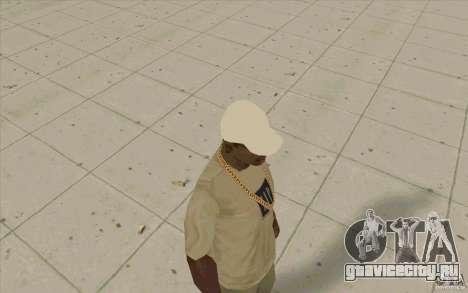 Кепка captrucka для GTA San Andreas второй скриншот