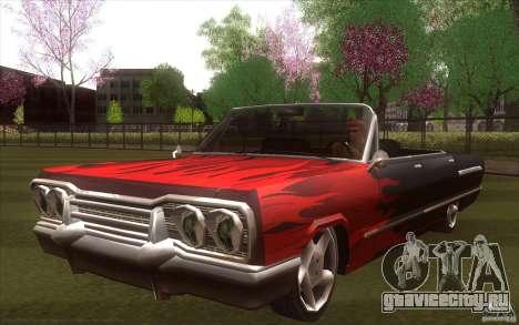 Savanna HD для GTA San Andreas